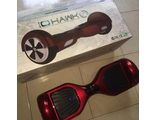 IO Hawk Intelligent Two Wheel Self Balancing Electric Scooter