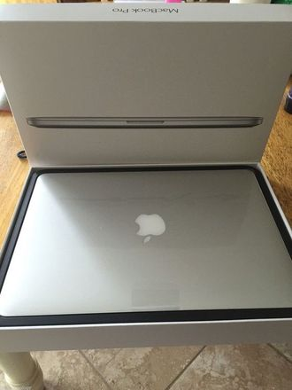 Apple MacBook Pro with Retina Display 5th Generation